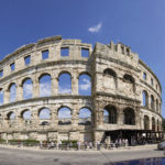 Top 10 Roman Empire monuments in Pula